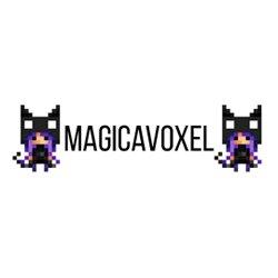 3D моделирование MagicaVoxel