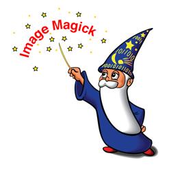 Растровый графический редактор ImageMagick