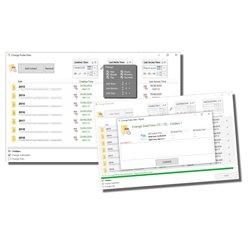 Изменение даты папки Change Folder Date