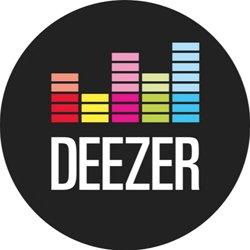 Музыкальный сервис Deezer