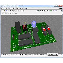 Разработка электронных плат NI Ultiboard