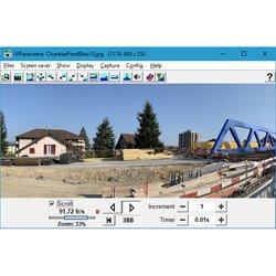 Просмотр панорамных изображений WPanorama