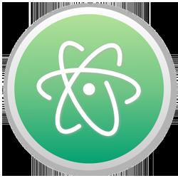 Текстовый редактор Atom