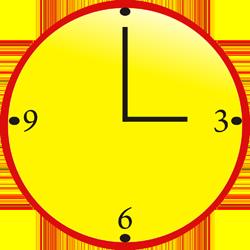 Часы на рабочий стол DS Clock