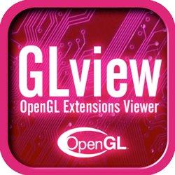 Информация о драйвере OpenGL Extension Viewer