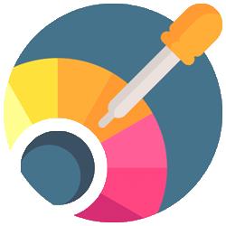 Определение кода цвета ColorPicker