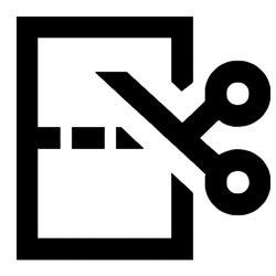 Разделение файлов на несколько частей Cutter