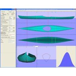 Проектирование байдарок и каяков Stitch -N- Glue Light