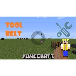 Мод Майнкрафт Tool Belt