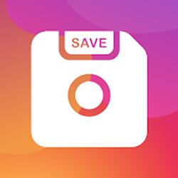 Сохранение медиафайлов из Instagram - InstaSave