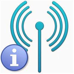Сканирование беспроводных сетей WifiInfoView