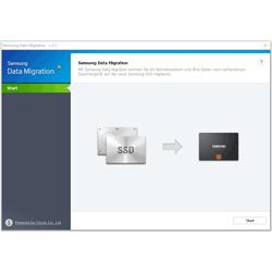 Перенос операционной системы Samsung Data Migration