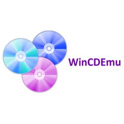 Виртуальный привод WinCDEmu