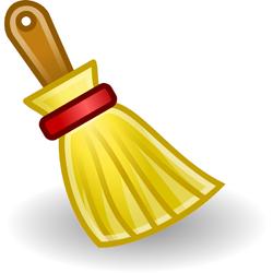 Удаление мусорных файлов Eusing Cleaner