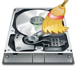 Удаление временных файлов HDD Cleaner